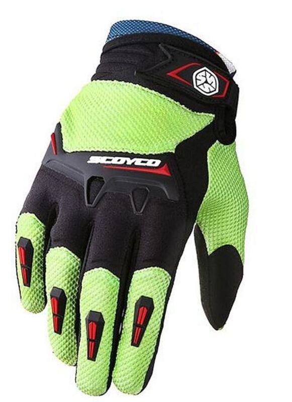 Мотоперчатки SCOYCO MX57