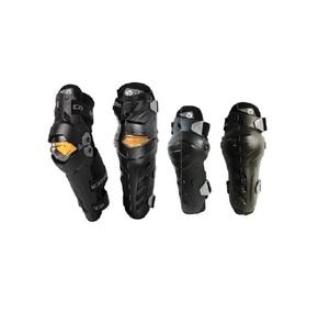Защита локти/колени SCOYCO K17H17, цвет черный