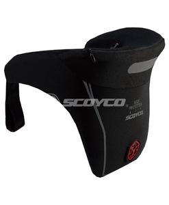 Защита шеи SCOYCO NO4 черная