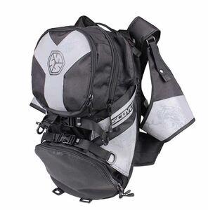 Сумка рюкзак SCOYCO MB22, цвет черный/серый