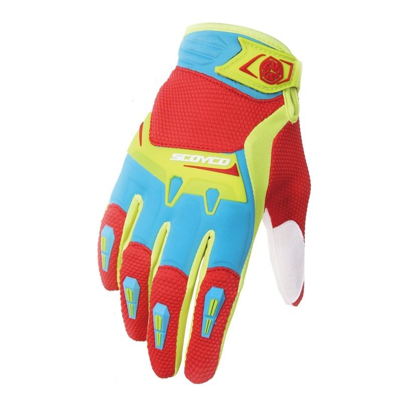 Мотоперчатки SCOYCO детские MX57