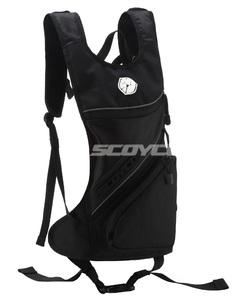 Сумка SCOYCO MB18, рюкзак-поилка, цвет черный